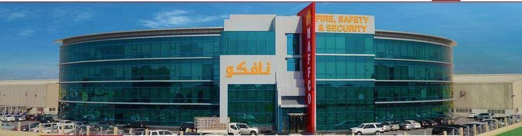 Sede de NAFFCO en Emiratos.