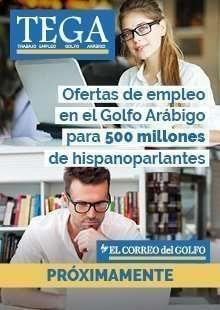 Búsqueda de trabajo en español en el Golfo Arábigo.