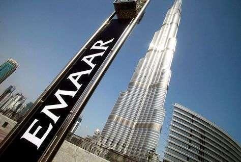 Emaar es el mayor promotor inmobiliario de Dubai.