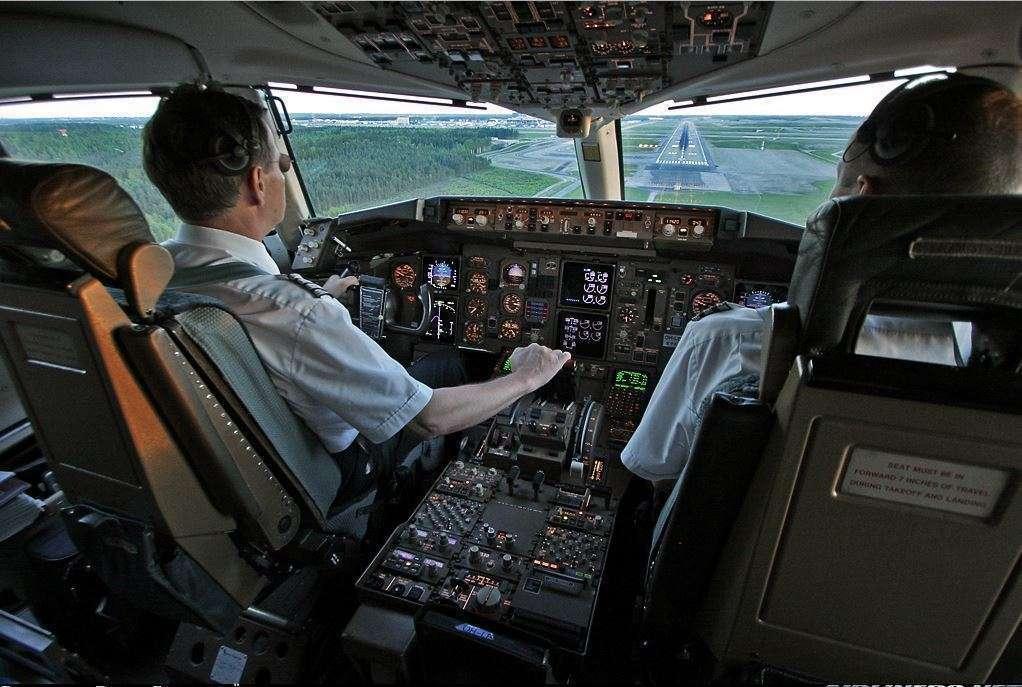 Cerca de mil pilotos ha abandonado España.