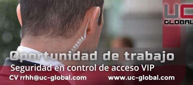 La empresa UC-Global ofrece oportunidad laboral.