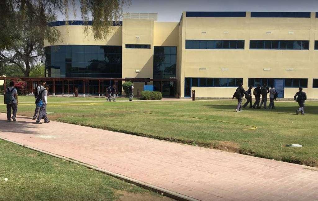 Una imagen del IAT del emirato de Ras Al Khaimah.