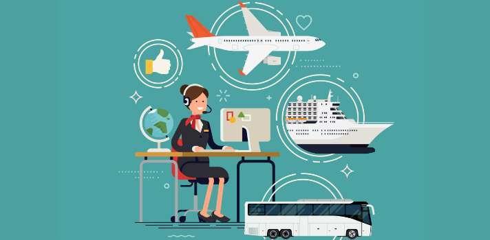 Agencia de Viajes busca trabajador en Dubai.