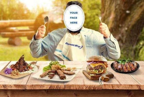 El jefe de asador elegido cocinará a la parrilla mientras viaja.