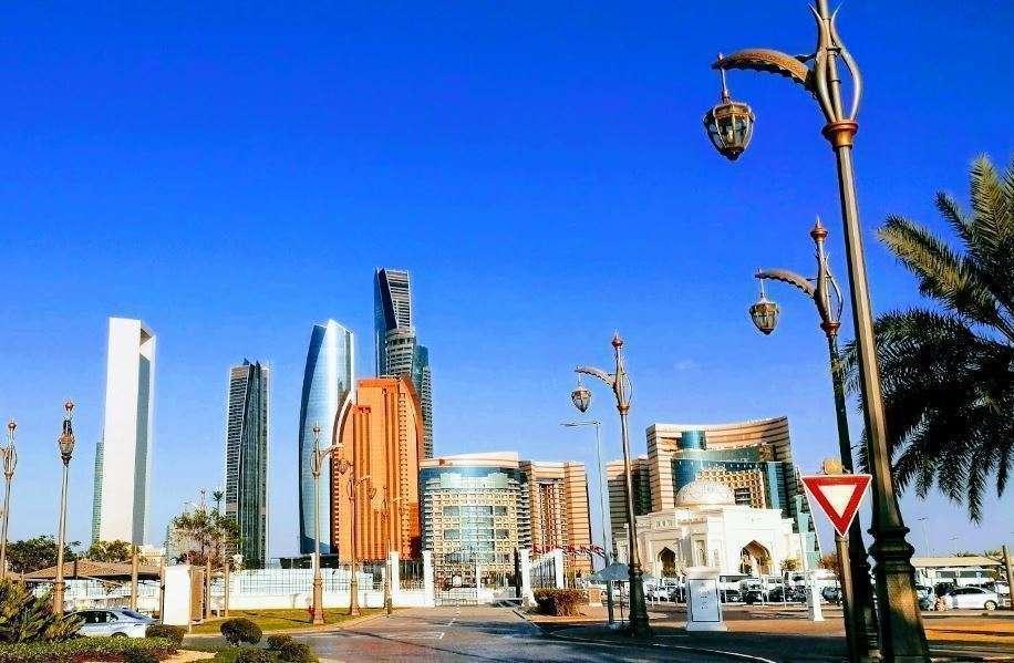 Una imagen del emirato de Abu Dhabi. (EL CORREO)