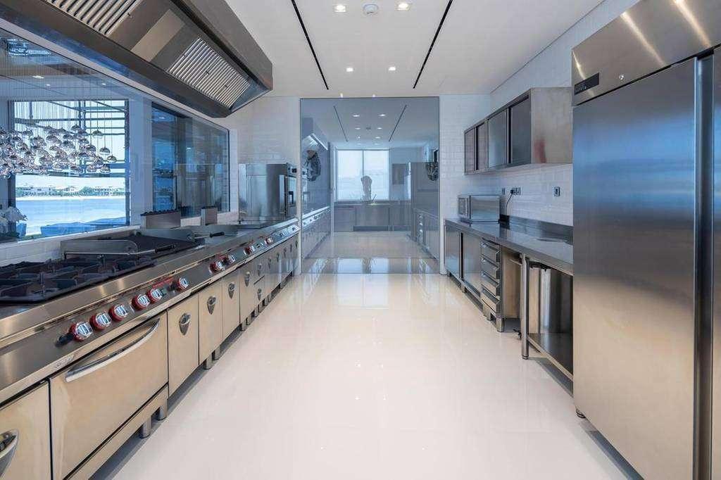 La cocina de la vivienda. (Luxhabitat)