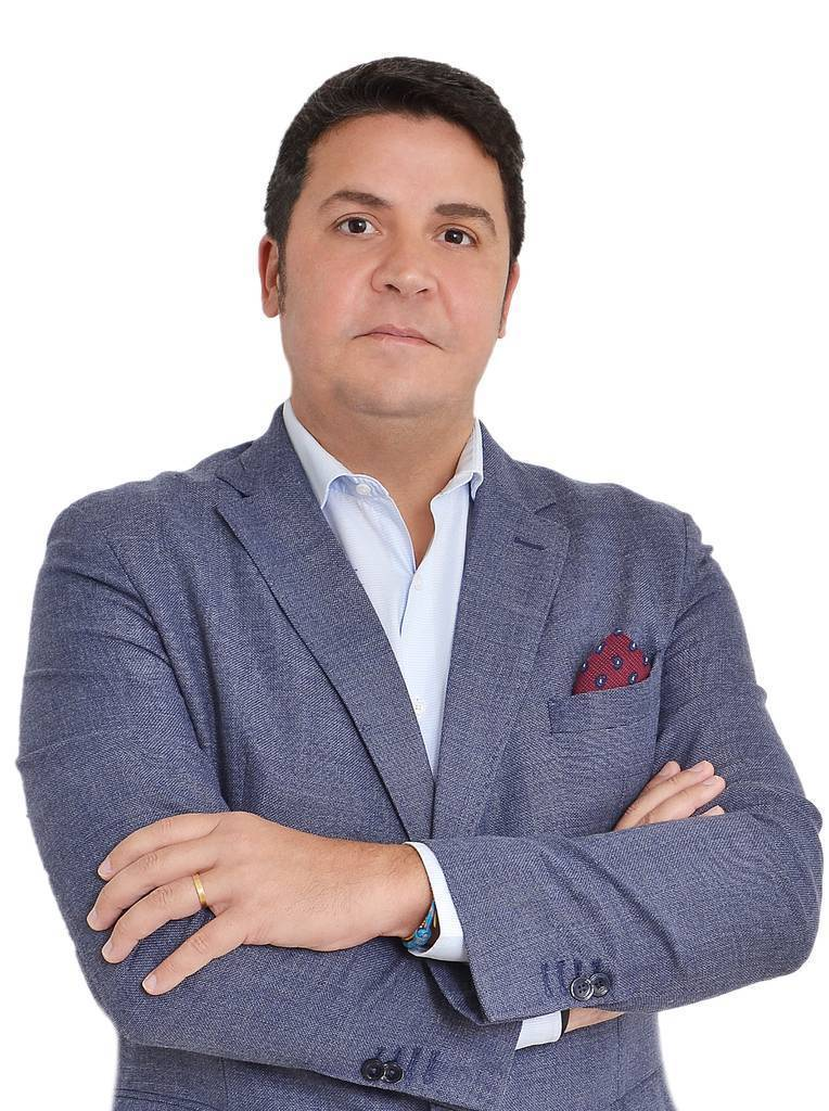 Eduardo Espiritusanto, director de los dos hoteles Occidental que Barceló tiene en Dubai, Occidental Al Jaddaf y Occidental Dubai Production City. (Cedida)