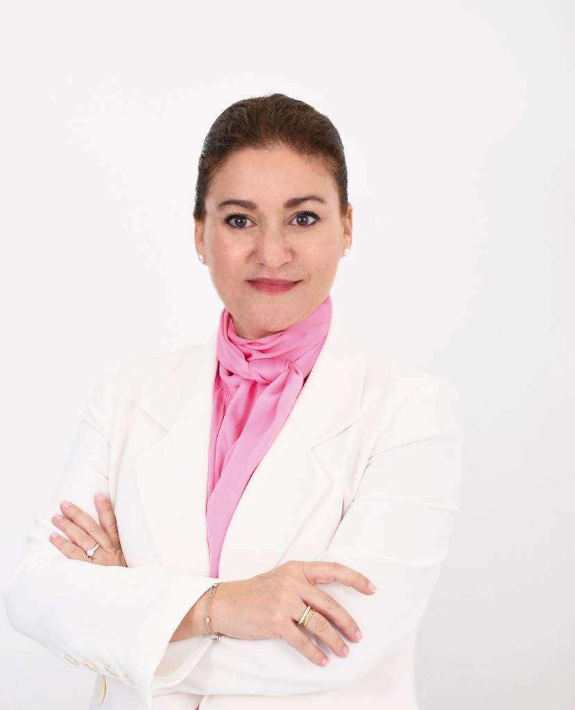 Raquel López, vicepresidenta de Ventas y Marketing de Barceló para el Consejo de Cooperación del Golfo. (Cedida)