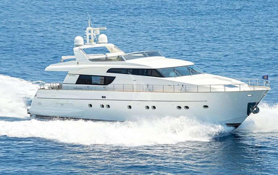 Navegar en un yate de lujo en Dubai es una opción que tienes a tu alcance. (Cedida)