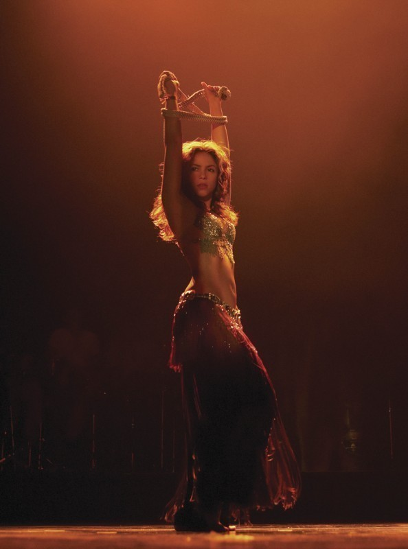 Shakira is one of the great symbols of the Arab world in the Latin sphere. (Courtesy)