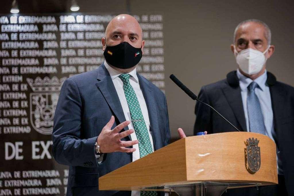 El embajador de Emiratos Árabes en España, Majid Hassan Mohamed Hassa, durante su intervención. (@UAEEmbassyES)