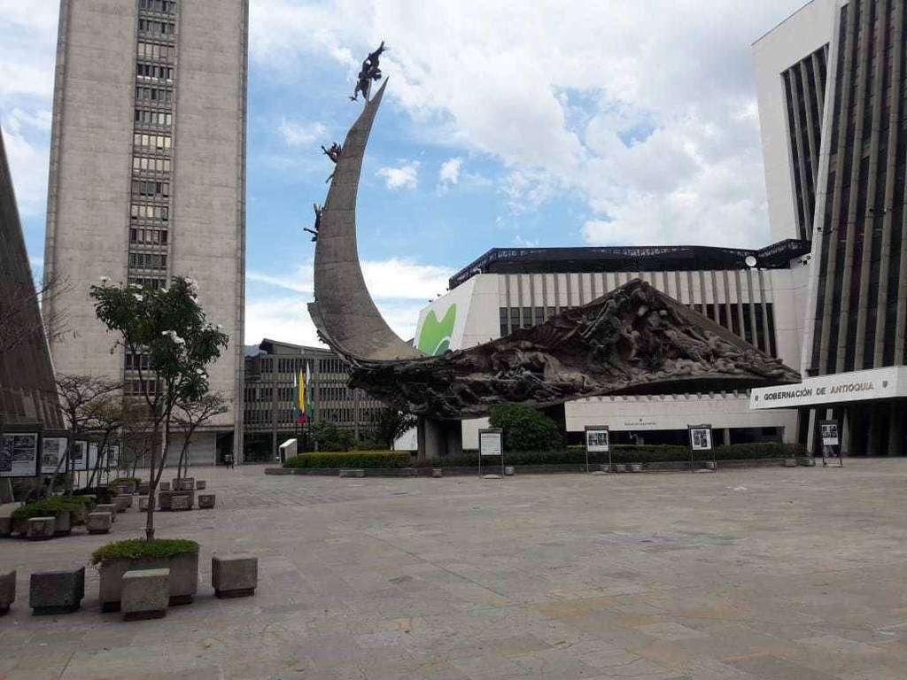 Monumento a la Raza. (Fuente externa)