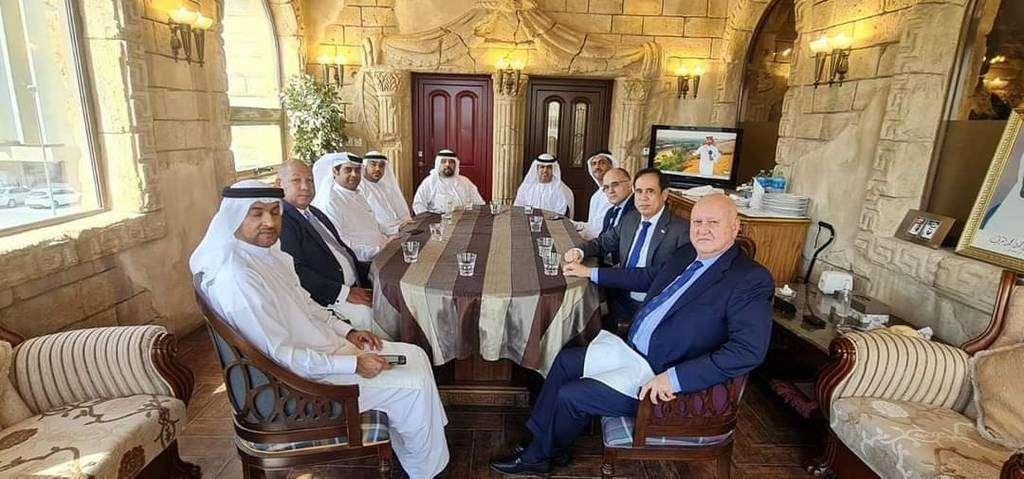 Encuentro en la Cámara de Comercio de Fujairah. (Cedida)